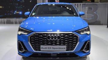 Audi Q3 Sportback - 2019 थाई मोटर एक्सपो, देखिए नई तस्वीरें
