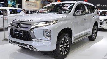 2019 Mitsubishi Pajero Sport - Image Gallery