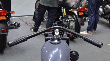 Modified Royal Enfield Interceptor INT 650 - Image Gallery