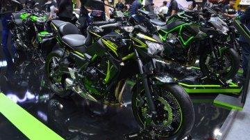 2020 Kawasaki Z650 - 2019 थाई मोटर एक्सपो, देखिए इमेज