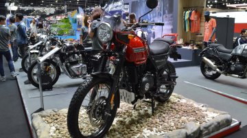 Royal Enfield Himalayan (Rock Red/Euro-IV) - Image Gallery
