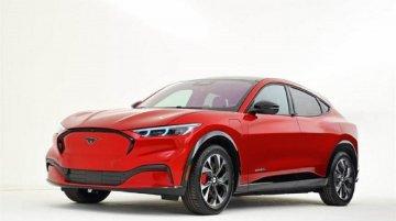 भारत में लॉन्च होगी Ford की आल इलेक्ट्रिक Mustang Mach-E SUV