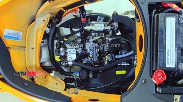 Vespa SXL150 (BS-VI) - Image Gallery