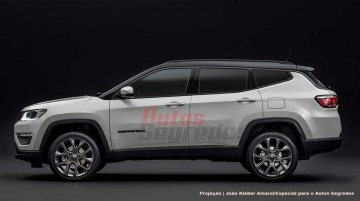 7-seat Jeep Compass - Fresh details emerge from Brazil