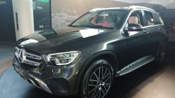 New Mercedes GLC (facelift) launched in India, priced from INR 52.75 lakh