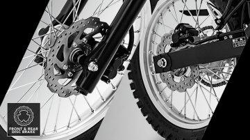 Yamaha WR 155R - Image Gallery