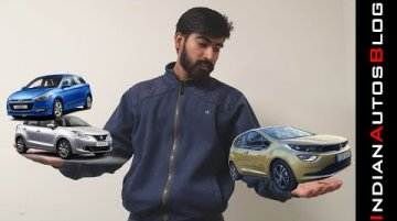 Tata Altroz Specs & Features Revealed | Compared With Maruti Baleno & Hyundai Elite i20