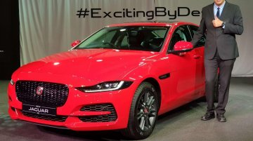 New Jaguar XE (facelift) launched in India starting at INR 44.98 Lakh [Video]