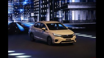 New Honda City 2020 | 360 Degree View of Exterior and Interior