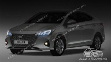 रूस में दिखी नई Hyundai Verna फेसलिफ्ट, इंडियन स्पेक से है कितना अलग?