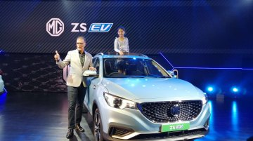 MG ZS EV bags 2,100 pre-orders in India, reservations closed