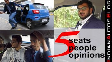 Maruti S-Presso Interior Review | Detailed Look & Multiple Opinions