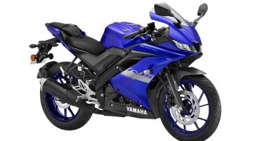 BS6 Yamaha R15 V3.0 gets its first price hike - IAB Report