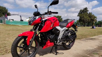 BS-VI TVS Apache RTR series and Jupiter Classic dispatches begin