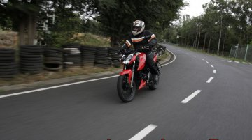 2020 TVS Apache RTR 160 4V BS-VI - First Ride Review