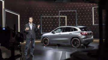 India-bound 2020 Mercedes GLA officially unveiled