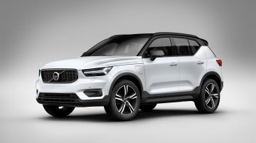 Volvo XC40 petrol launched in India, priced at INR 39.9 lakh