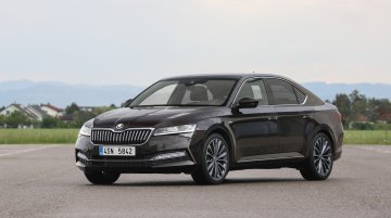 Official: New Skoda Superb (facelift) to reach Indian showrooms in May 2020