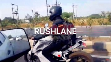 Upcoming Tork T6X electric motorcycle spied in action [Video]