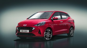 Hyundai Aura official renderings released, to be unveiled on 19 December [Update]