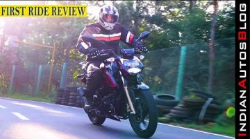 2020 TVS Apache RTR 200 4V | First Ride Review | A BS-6 Engine & More Features