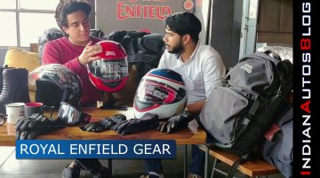Royal Enfield Riding Gear Range & Price (Hindi)