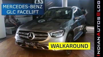 2020 Mercedes-Benz GLC Launch & Price | Walkaround