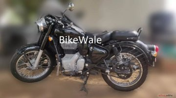 Next-gen Royal Enfield Classic shows itself in new set of spy images