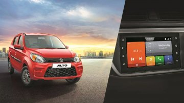 Maruti Alto VXi+ launched at INR 3.80 lakh