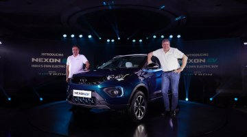 Tata Nexon EV with 300 km+ range unveiled, on sale in Q1 2020