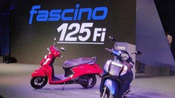 भारत में लॉन्च हुई Yamaha Fascino 125 बीएस6, प्राइस 66,430 रूपए