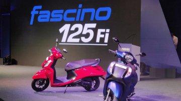 Yamaha Fascino 125 gets its first price hike - IAB Report