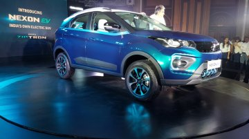 Tata Nexon EV launch slated for 28 January, Full-range revealed