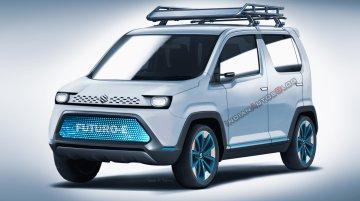 Maruti Futuro-E concept for Auto Expo 2020: IAB Rendering