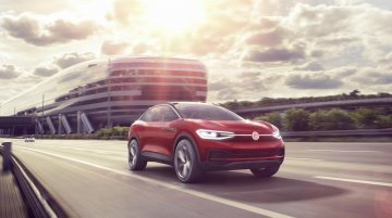 Everything you need to know about the VW I.D. Crozz II EV concept