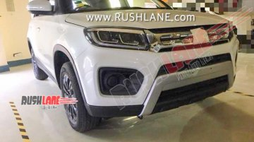 2020 Maruti Vitara Brezza (facelift) to be offered with mild-hybrid tech & 4-speed AT - Report