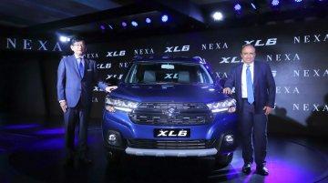 Maruti XL6 इंडोनेशिया में 7-सीटर Suzuki XL7 के रूप में होगी लॉन्च