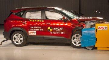 Korea-made Kia Seltos gets 5-star safety rating under ANCAP [Video]