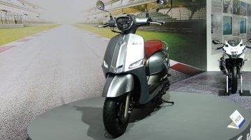 Suzuki Saluto 125 retro scooter unveiled at 2020 Taipei Motor Show