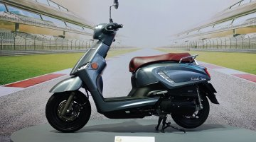 Vespa 125-rivaling Suzuki Saluto 125 already being discussed for other markets - Report