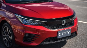 2020 Honda City to be launched in India in three variants - Features revealed