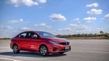 2020 Honda City: Variant-wise features and spec sheet listed in English