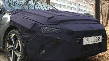 Busted: Next-gen Hyundai Elantra (Hyundai CN7) snapped in homeland