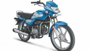 BS6 Hero HF Deluxe kick-start variants launched, prices start at INR 46,800 - IAB Report