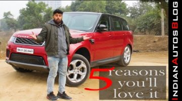 Top 5 Features Of Range Rover Sport | Is the 2.0L Petrol Model Too Tiny?