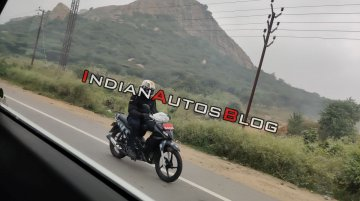 एक्सक्लूसिवः नई TVS Rockz 125 भारत में फिर आई नज़र, जानें डिटेल