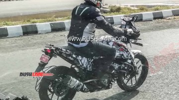 KTM 390 Adventure spied in India again ahead of launch this month
