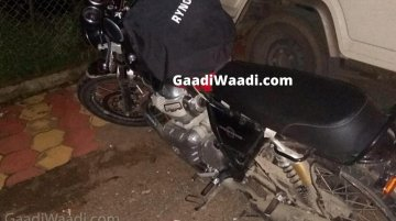 BS-VI Royal Enfield Interceptor INT 650 spied, will be launched soon