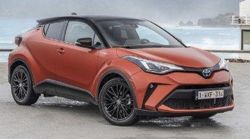 भारत में हो रही है Toyota C-HR की टेस्टिंग, क्या हमारे देश में होगी लॉन्च