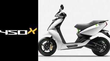 परफार्मेंस-ओरिएंटेड Ather 450X इलेक्ट्रिक की घोषणा, जल्द होगी लॉन्च
